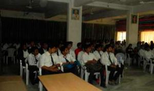 Entrepreneurship Development Cell  Seminar on Entrepreneurship Skills  by Dr. CA P. K. Jain