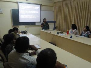 Presentation on Communication Skills