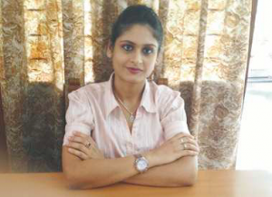 Message from Ms. Isha Jain