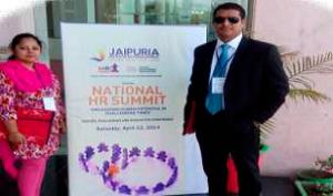 Inter Institute Collaboration National HR Summit at Jaipuria Institute