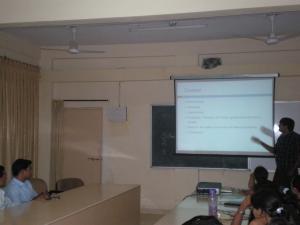 Presentation on Importance of Undergraduate Programmes