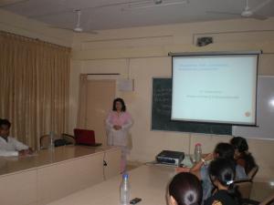 Presentation on Organizing FDPs/Seminars/Conferences and Workshops