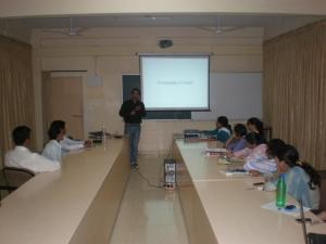 Presentation on How to Generate Students Interest in Lectures