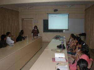Presentation on Institute Industry Interface