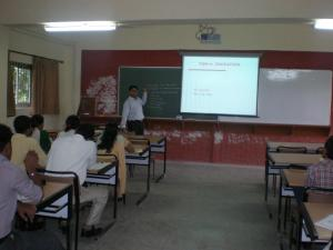 Session on TQM in Education
